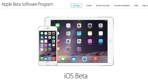 Apple ra mắt iOS 8.3 và Mac OS X 10.10.3 Public Beta
